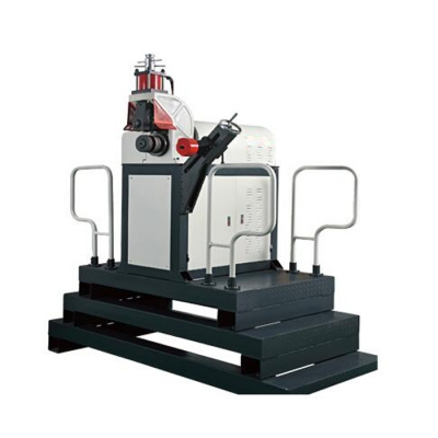 60 in Pipe Roll Grooving Machine