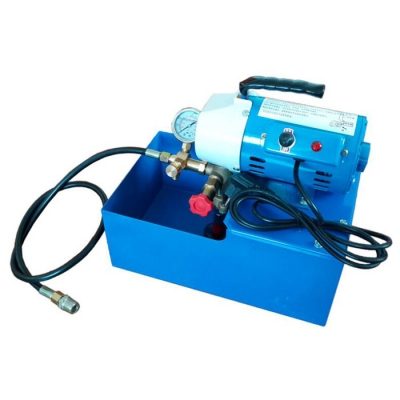 25 Bar Electric Test Pump