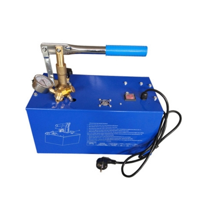 Manual Electric Test Piston Pump