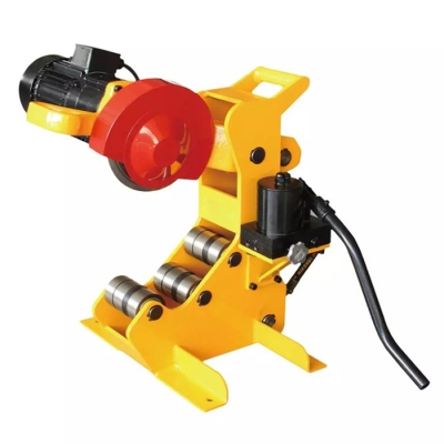 8 inch Hydraulic Electric Pipe Cutting Machine